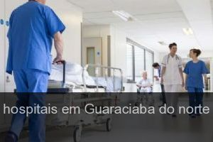 Hospitais em Guaraciaba do norte